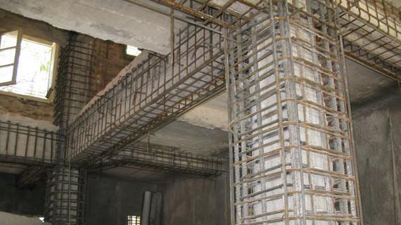Προσθήκες μεταλλικών κτηρίων σε υπάρχουσα μπετονένια κτήρια