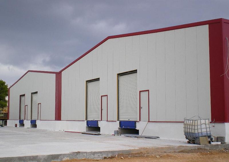 Κατασκευή για SICAP SA (2)