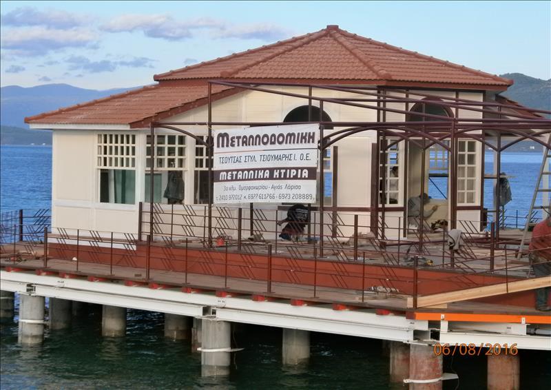 Ανακατασκευή διατηρητέου κτιρίου Φάση 2 (3)